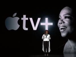 apple's streaming service, apple tv plus, will cost just $5 a month when it launches november 1 (aapl)
