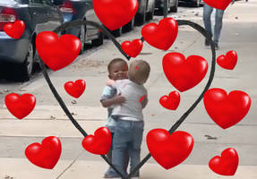 Let Us Appreciate This Feel Good NYC Toddler Besties Video Without Reading Too Much Into It