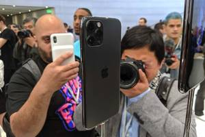 iPhone 11 Pro and 11 Pro Max: Hands on with Apple's new flagship phones