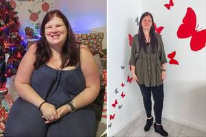 mum-of-three loses whopping 10 stone in just over a year