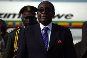 zimbabwe gov't releases burial program for mugabe