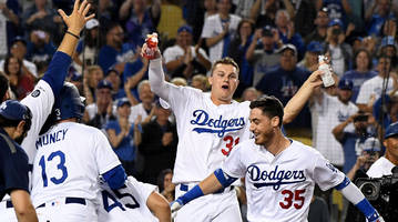 Dodgers Clinch Seventh Consecutive NL West Title With Win vs. Orioles