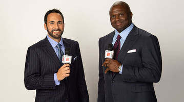 Joe Tessitore and Booger McFarland Finding an Easy Rapport on MNF Broadcast