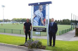Vincent Kompany's post testimonial plans revealed as Man City plot celebration