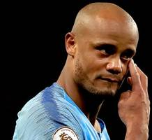 Vincent Kompany ruled out of his own testimonial - reason why revealed