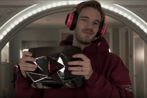 PewDiePie pledges $50,000 to the Anti-Defamation League, spurring bizarre conspiracy theories