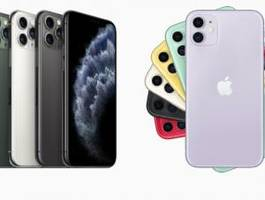 All you need to know about Apple's new iPhone 11, 11 Pro and 11 Pro Max