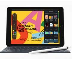 New 2019 iPad now offers smart keyboard support