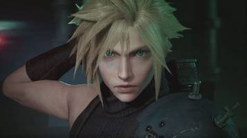 'Final Fantasy VII' Remake Is a Real Game Now, I Guess