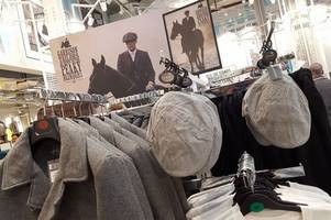 primark has started selling peaky blinders merchandise - and it starts from £8