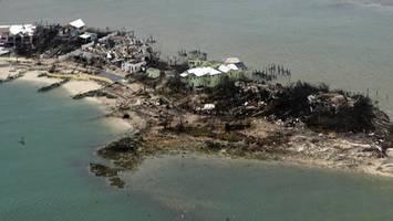 bahamas: 2,500 people registered as missing in wake of hurricane