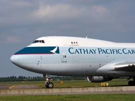 cathay pacific to cut capacity as demand for hong kong travel falls