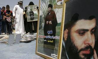 iraq's al sadr makes surprise visit to iran during holy day of ashura