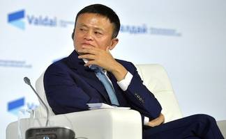 what jack ma said during his farewell speech to alibaba