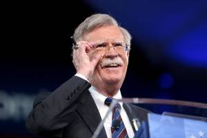 Who's happy John Bolton is gone? Venezuela's Nicolás Maduro | Editorial