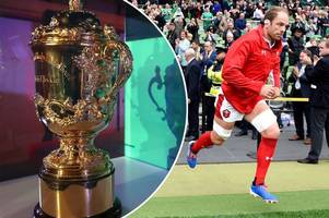 The entire Rugby World Cup predicted as All Blacks beaten in final and Wales suffer heartbreak