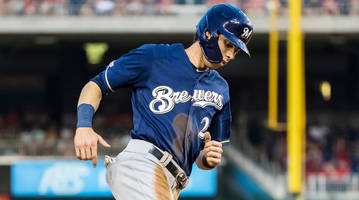 The Brewers' Postseason Hopes Rested on Christian Yelich's Bat
