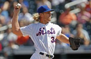 mets manager: ramos likely to catch syndergaard on friday