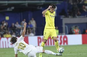 Real Madrid says Modric sidelined with muscle injury