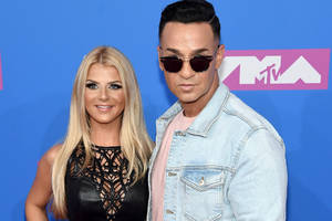 Mike 'The Situation' Sorrentino Gets Out of His Prison Situation