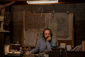 'the sound of silence' film review: peter sarsgaard and rashida jones excel in soulful tale of sound and connection