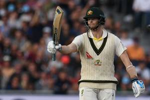 fans booing steve smith shouldn't be watching cricket - he deserves our respect