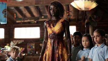 Lupita Nyong'o Battles Flesh-Eating Zombies in 'Little Monsters' Red-Band Trailer