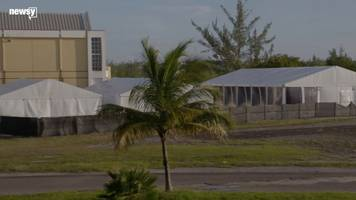Bahamian Shelters Are Overflowing After Hurricane Dorian