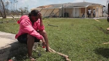 U.S. Won't Grant Protected Status To Bahamians Fleeing Dorian Damage