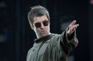 liam gallagher in fierce bust-up with kaiser chiefs before peaky blinders festival