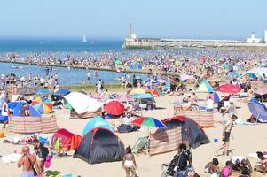 kent weather: 10-day heatwave set to give us one last blast of summer sun