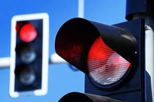 Drivers set for delays as traffic lights appear on major route into Burton