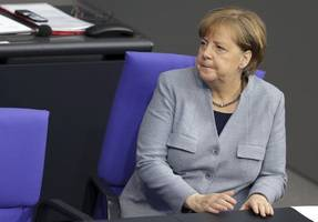 Angela Merkel wants to help out carmakers
