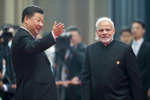 kashmir dispute and india's himalayan war games jeopardise prospects for modi-xi summit