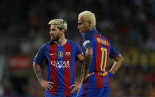 lionel messi 'would have loved' neymar to return to barcelona