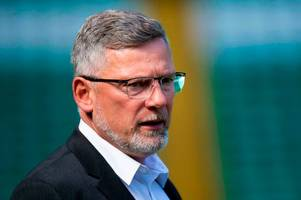 Craig Levein responds to Hearts fans' protests and admits he'll know when it's time to go