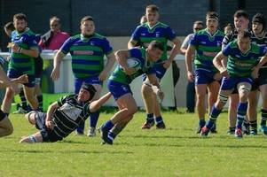 hamilton rugby club take five points from national league 2 opener