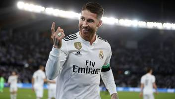 sergio ramos sheds light on 3 key factors to keep playing at a high level after turning 30
