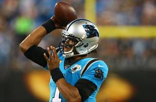 Colin Cowherd thinks Cam Newton is the ultimate celebrity quarterback but can't throw the ball accurately