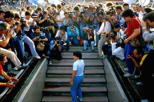 'diego maradona' trailer reveals 2 sides to legendary soccer star (video)