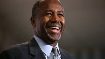 Ben Carson Cleared Of Misconduct In Pricey Dining Room Set Order