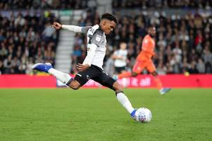 derby county player ratings: duane holmes brings energy while martyn waghorn impresses in cardiff city draw