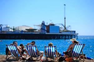 uk weather: seven-day mini heatwave kicks off with 25c scorcher