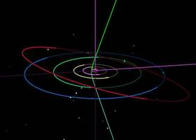 astronomer spots possible new interstellar visitor in our solar system