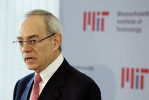 mit president says he signed a letter thanking epstein
