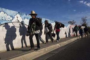 Mexico 'disagrees' with Trump asylum restrictions