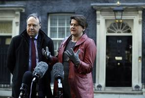northern ireland's dup rules out brexit backstop 'by another name'
