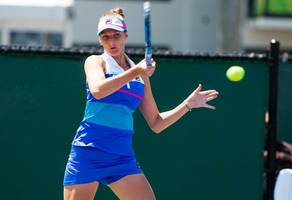 pliskova wins twice in a day to reach zhengzhou semis, svitolina out