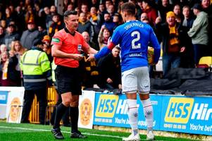 schoolboy cleared of throwing lighter at rangers skipper james tavernier
