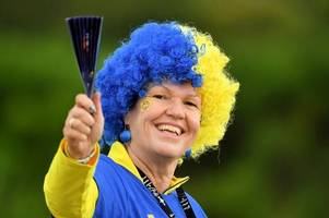 a tee-mendous start to solheim cup in gleneagles